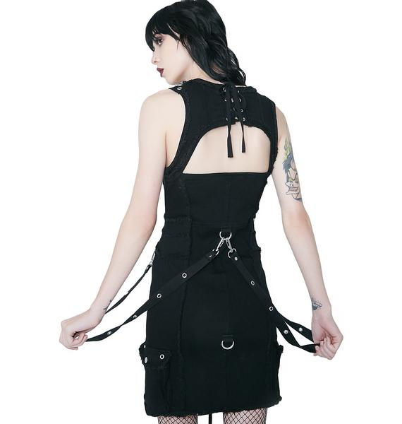 Killstar Sinder Hella Burner Dress