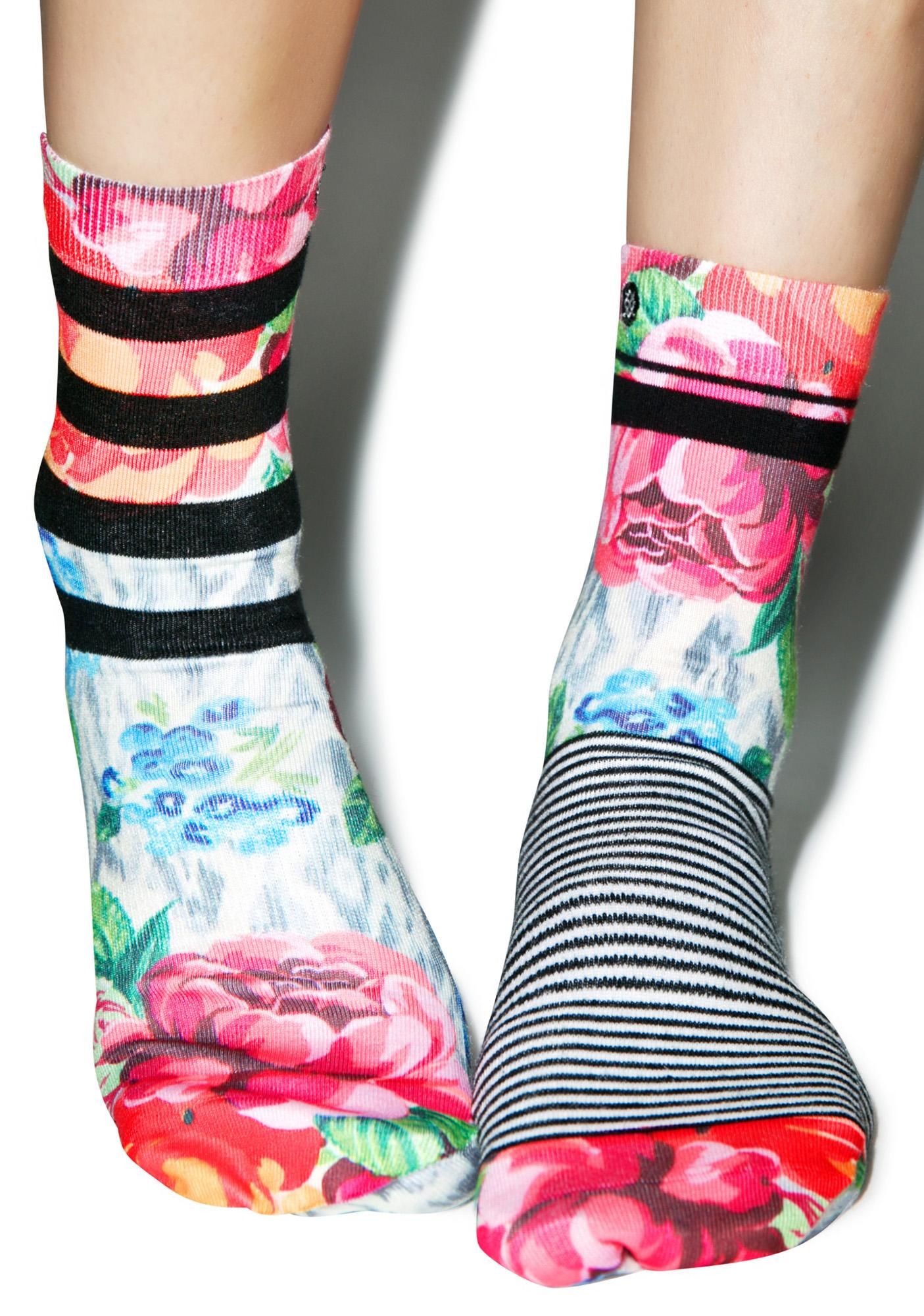 Stance Botanical Socks
