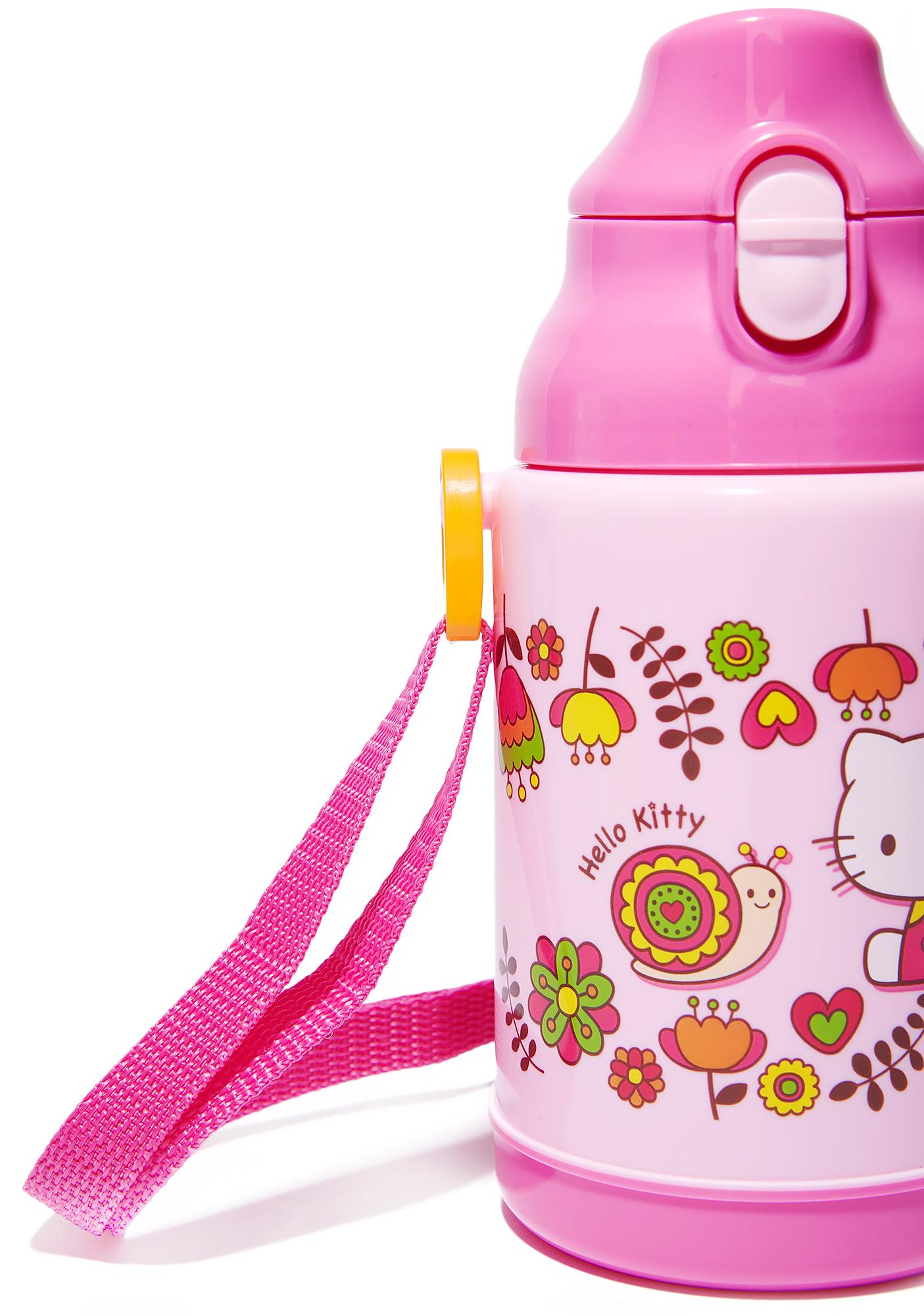 Sanrio Water Bottle