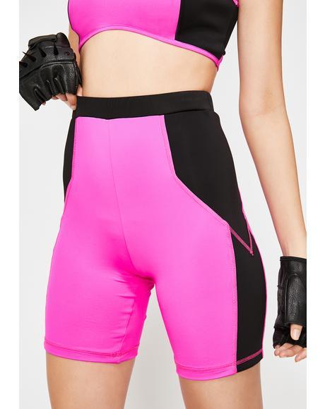 Slayage Standard Biker Shorts