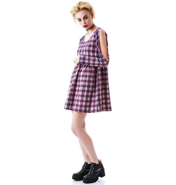 Mink Pink Easy Going Dress