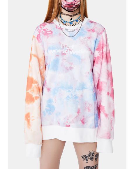 Multi Euphoria Crewneck Sweatshirt