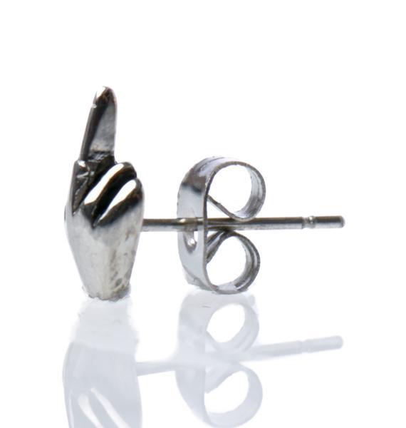 Han Cholo FU Earrings