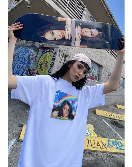 X Aaliyah Meadow Graphic Tee