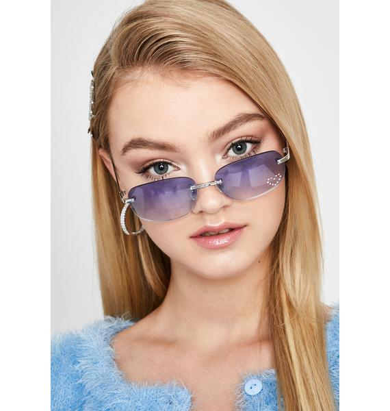 Replay Vintage Sunglasses Easy Lovin' Square Sunglasses