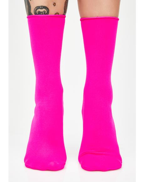 Candy Shock Spectrum Neon Socks