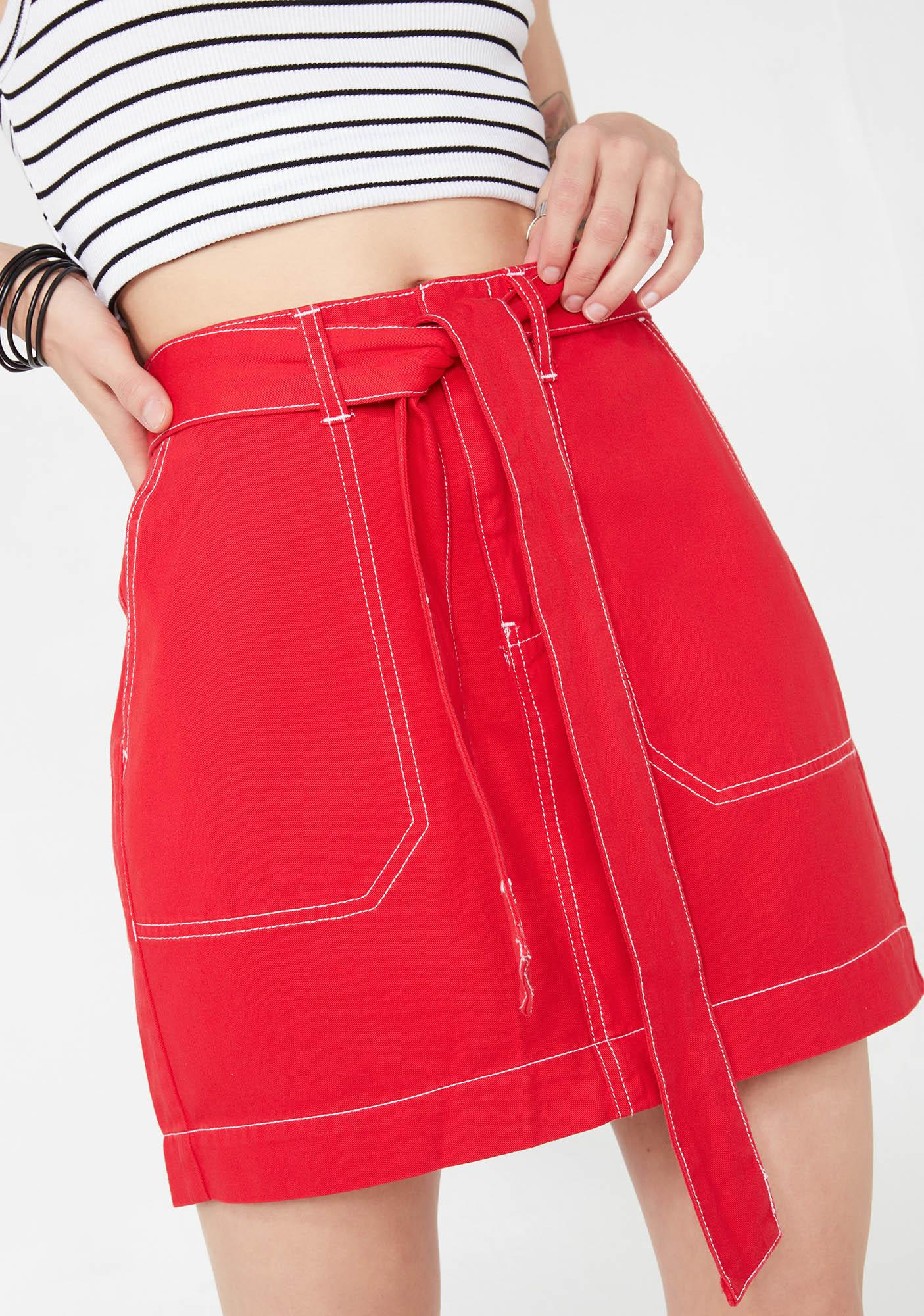Dickies Girl Utility Skirt