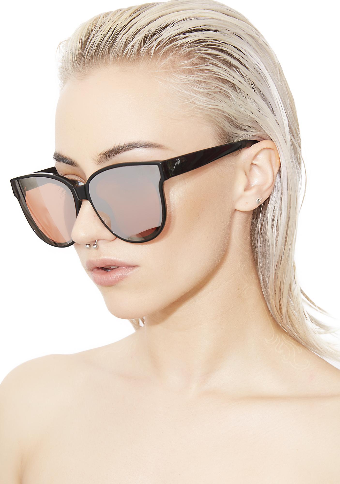 Say What Cat Eye Sunglasses