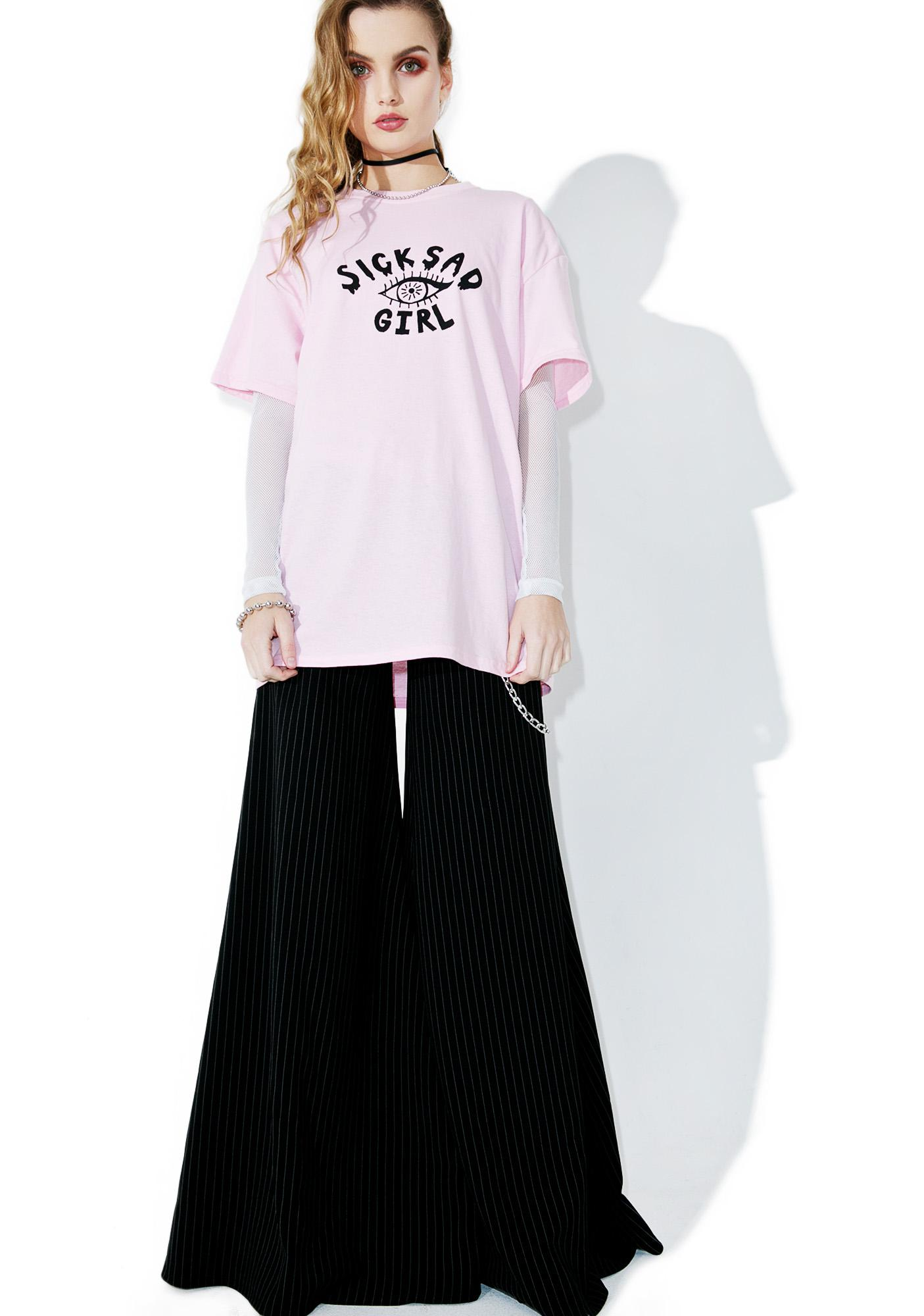 Creepy Gals Sick Sad Girl Tee