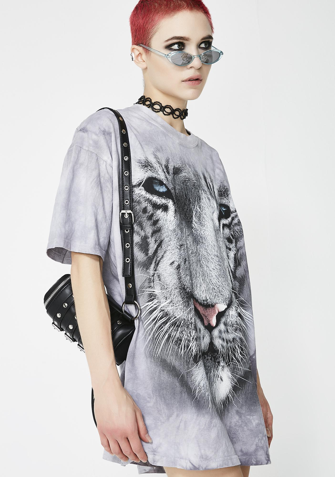 Fierce Tiger Graphic Tee