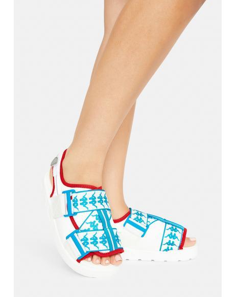 Lapis 222 Banda Mitel 2 Sandals
