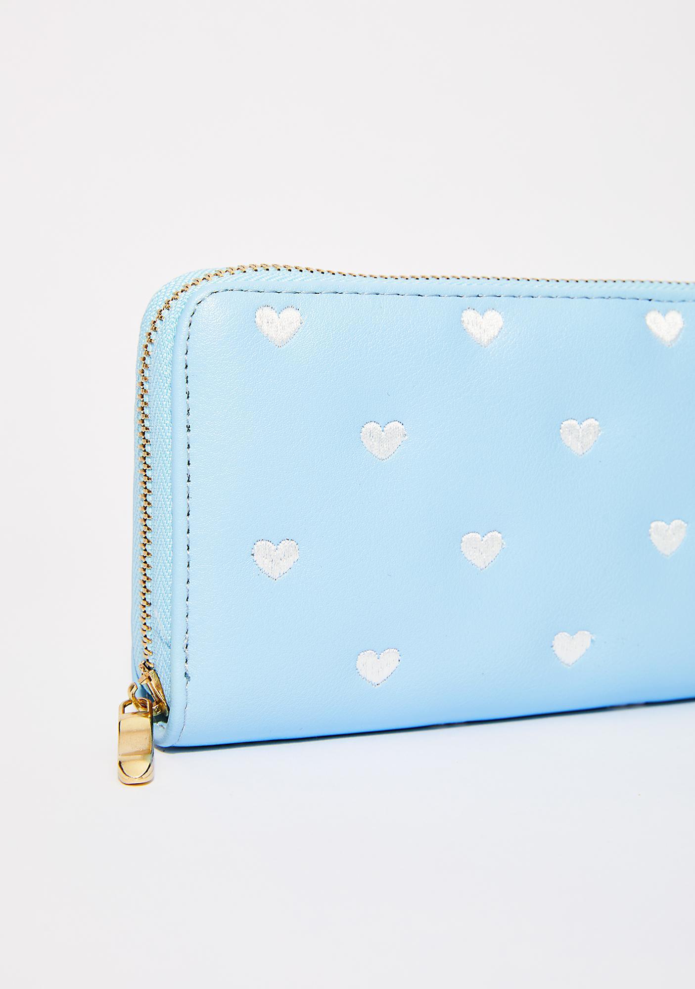 No Heart Feelings Wallet