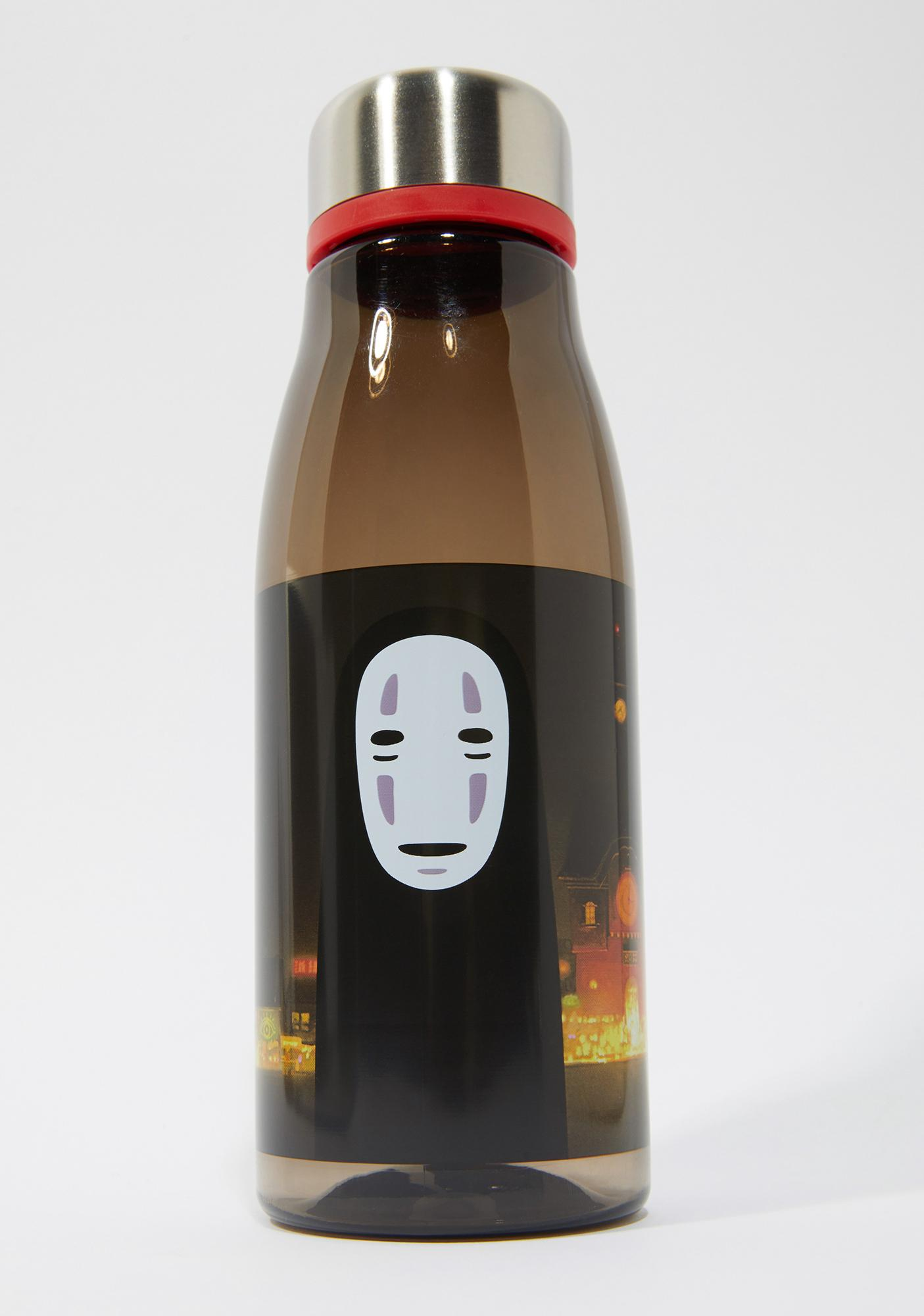 No Face Water Bottle