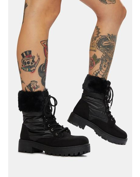 Ink Remember The Name Ankle Boots