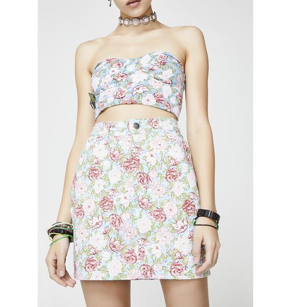 Motel Bloom Skirt