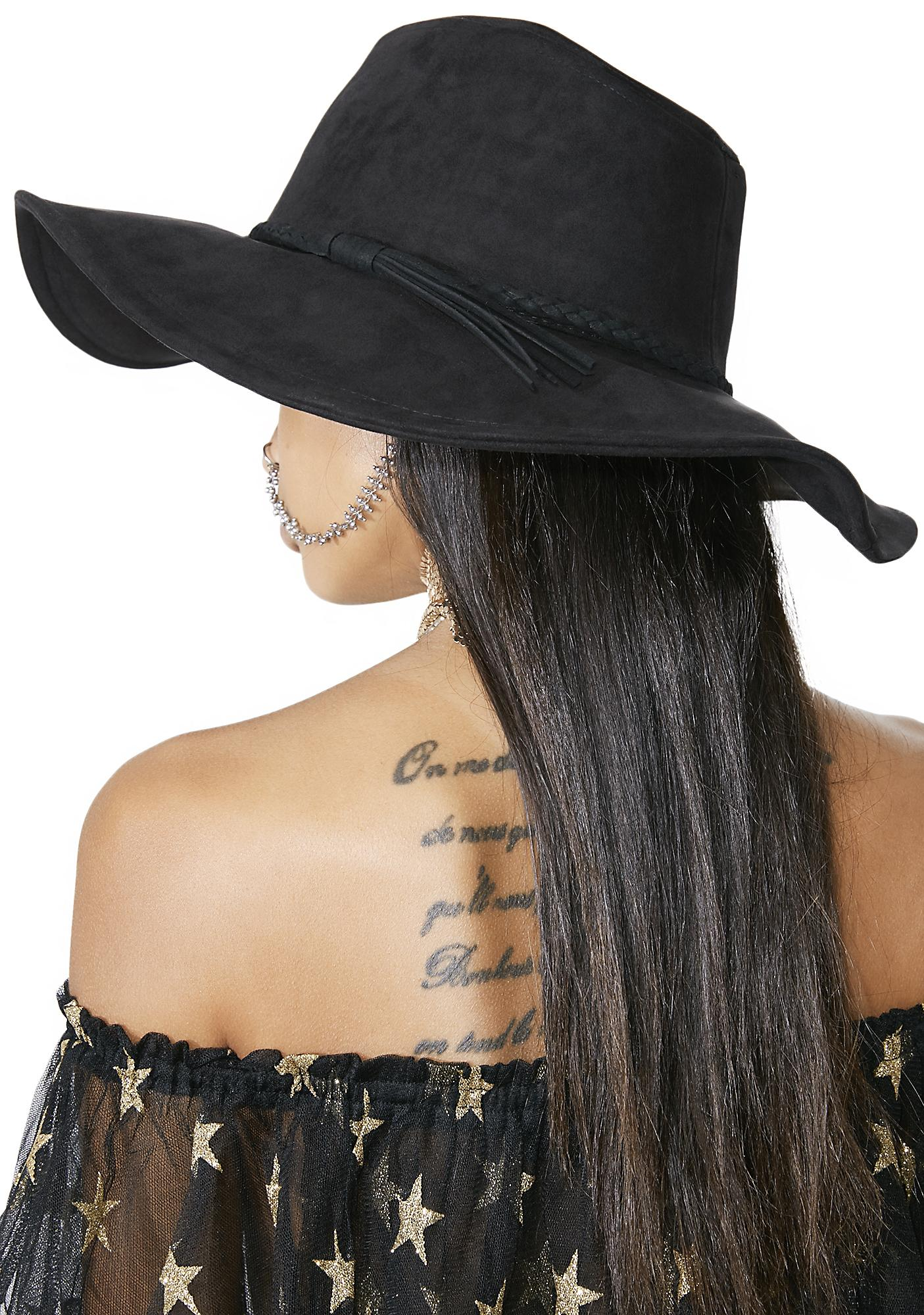 Aura Wide Brim Hat