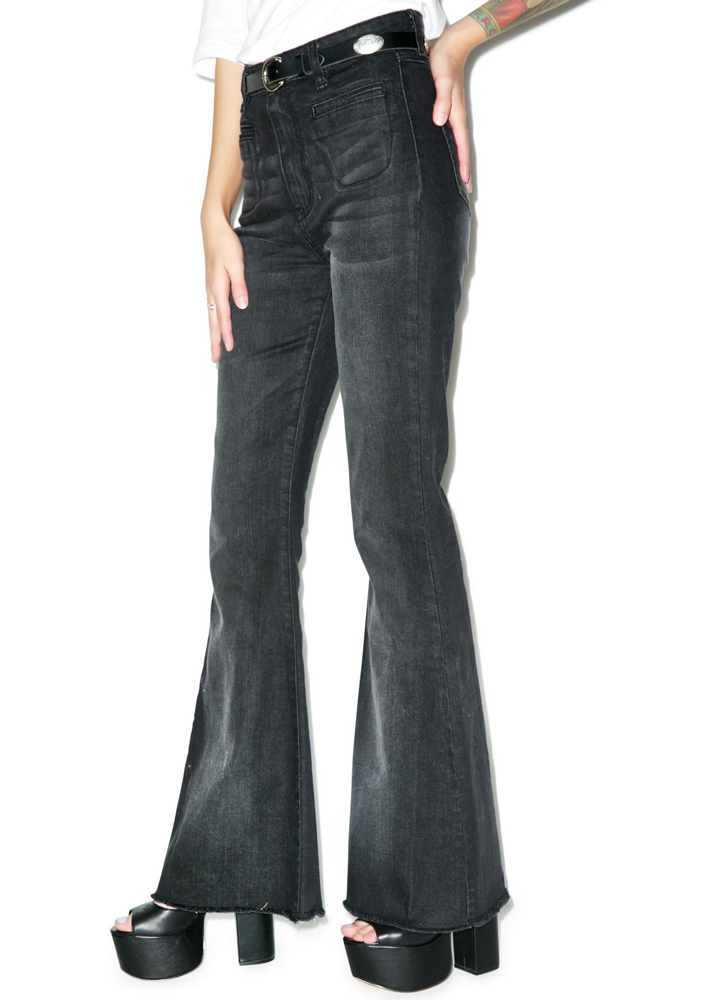 Somedays Lovin Anita Stretch Denim Flares