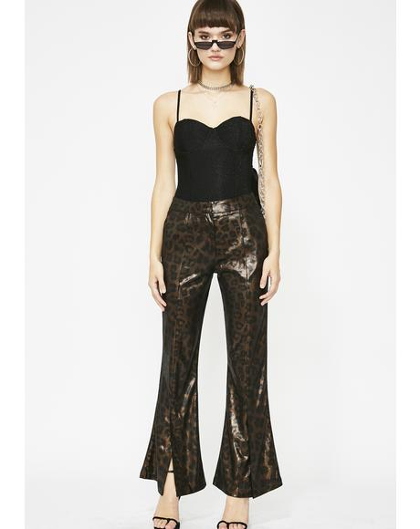Midnight Bust A Move Shimmer Bodysuit