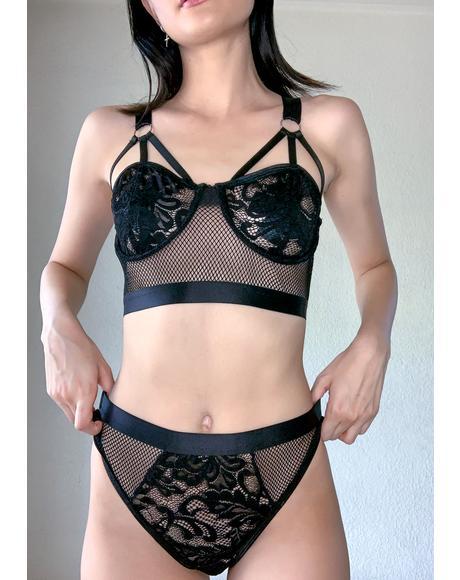 Can't Be Bought Bra Set