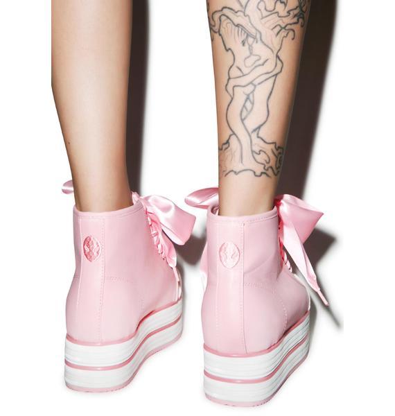 Y.R.U. Baby Elevation Platform Sneakers