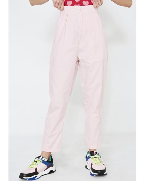 LO Pink Peggy Trousers
