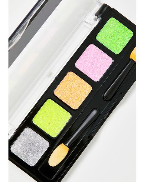 Mazurka Sparkling Cream Palette