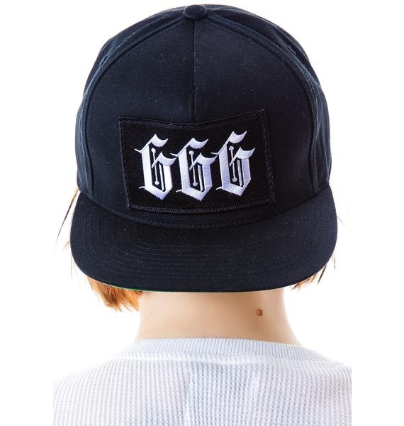 Blackcraft 666 Hat