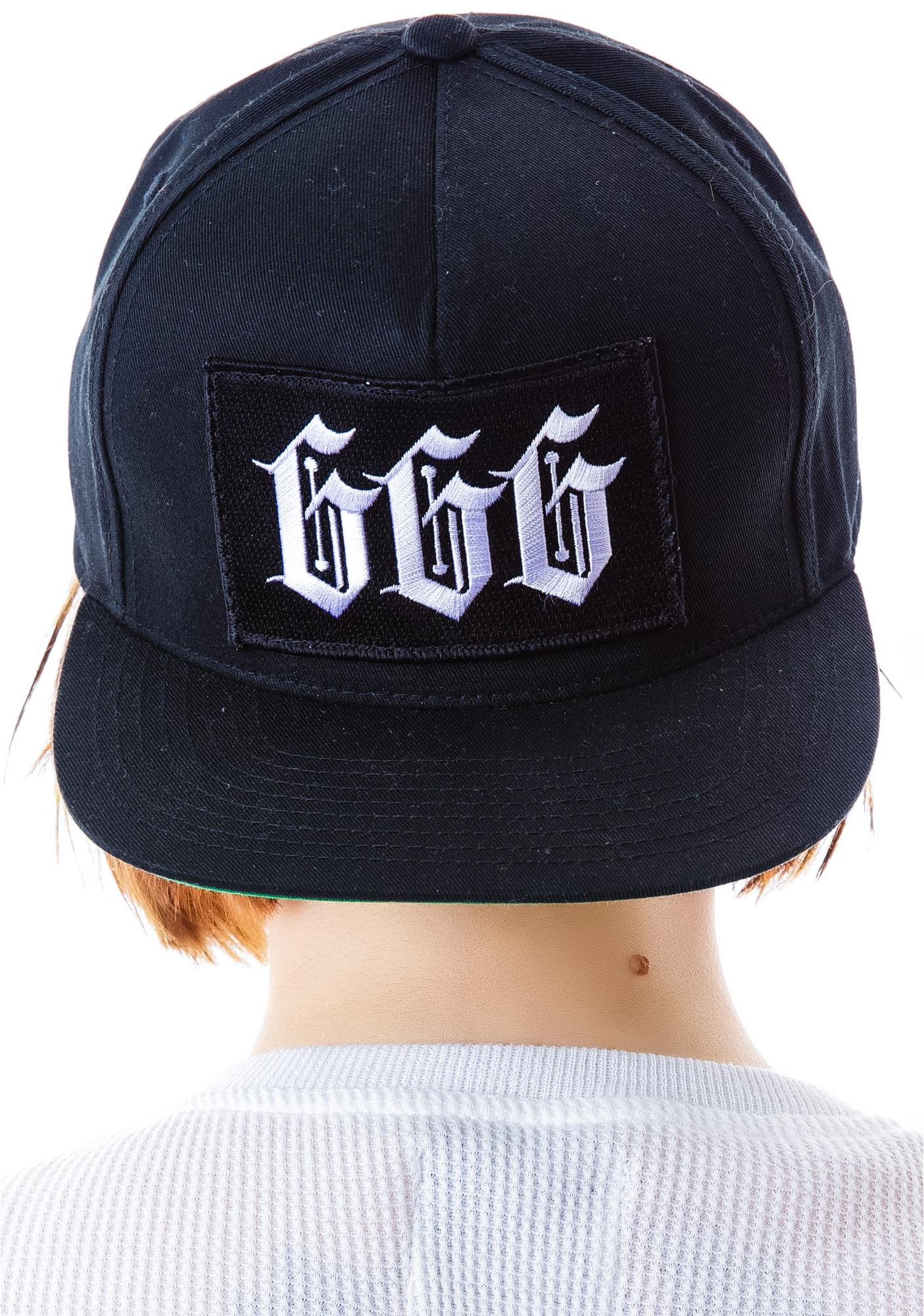 Blackcraft 666 Hat