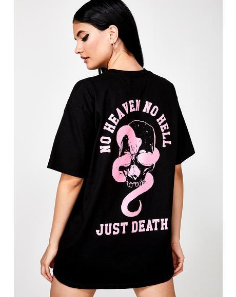 Just Death Tee