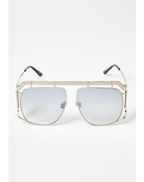 Iron Ultimate Vibe Aviator Sunglasses