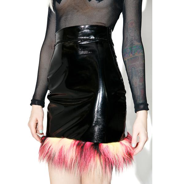 Isolated Heroes Cyber Warrior PVC Skirt
