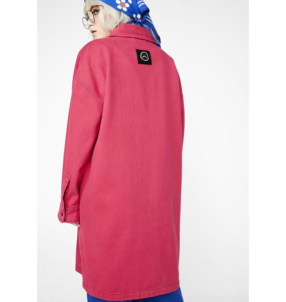 Lazy Oaf Workwear Coat