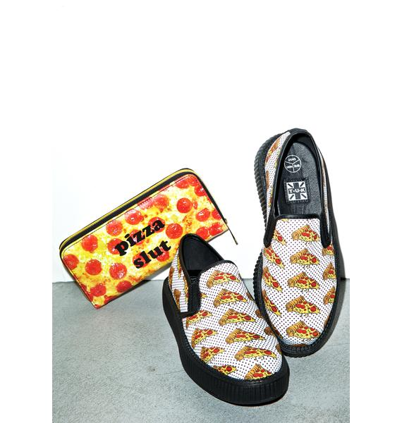T.U.K. Pizza Viva Low Creepers