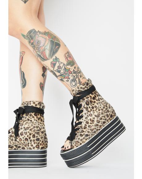 Wildcat Platform Sneakers