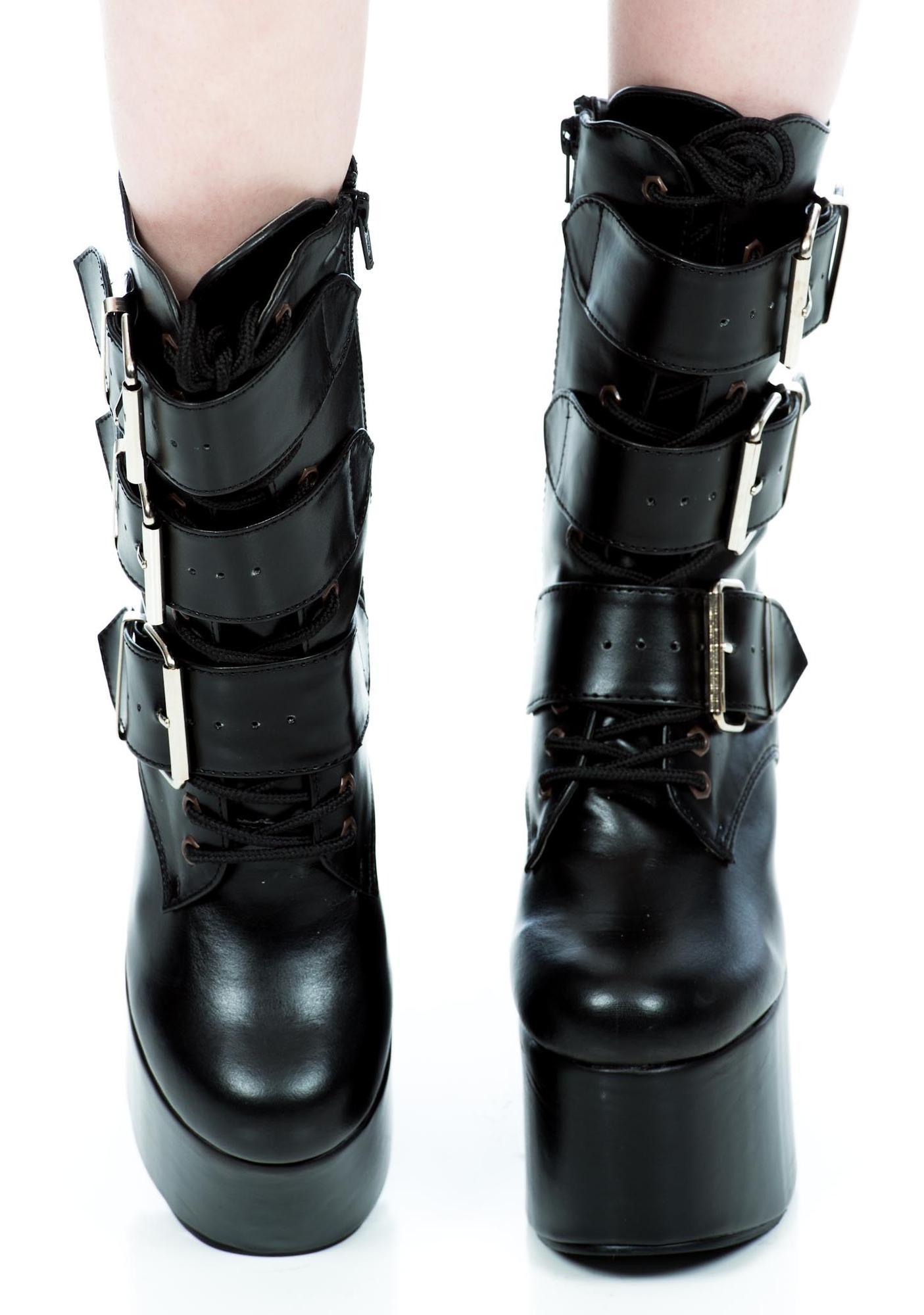 Demonia Torment Boot