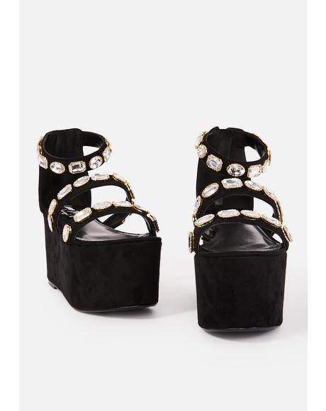 Paloona Platform Sandals
