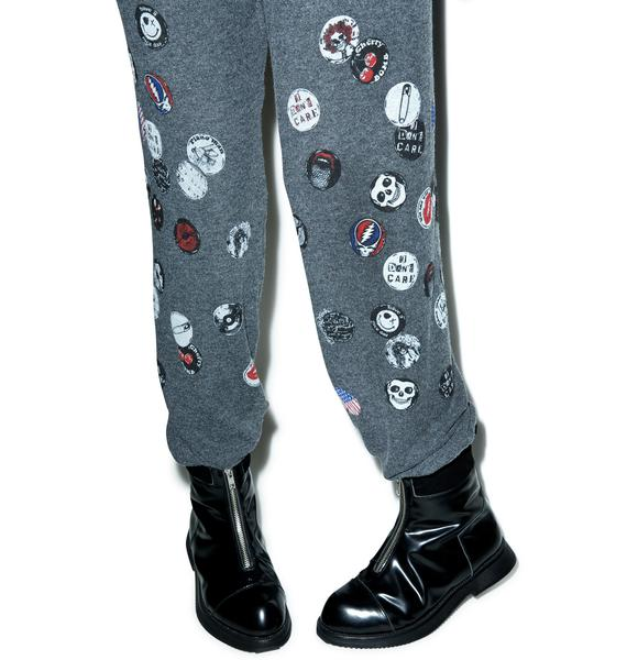 Lauren Moshi Tanzy Pins Sweat Pants