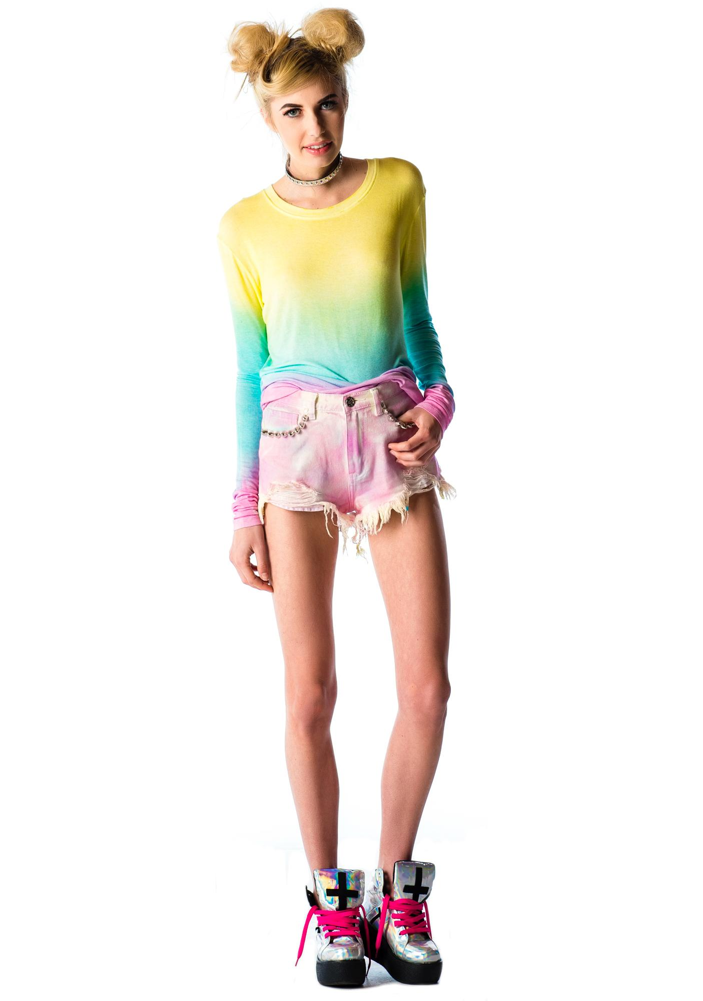 UNIF Candy Shorts