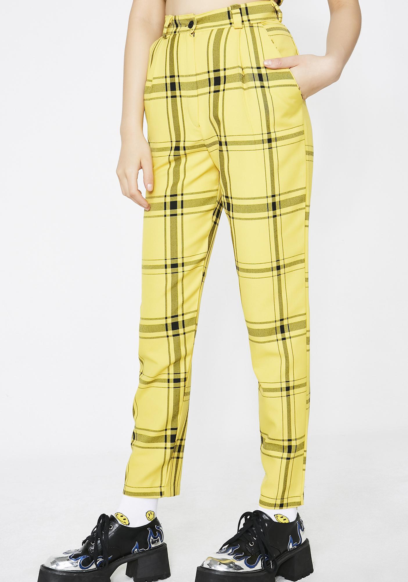 LOVE TOO TRUE Simone Classic Trousers
