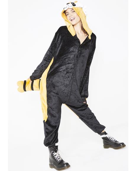Foxxy Lady Onesie Costume
