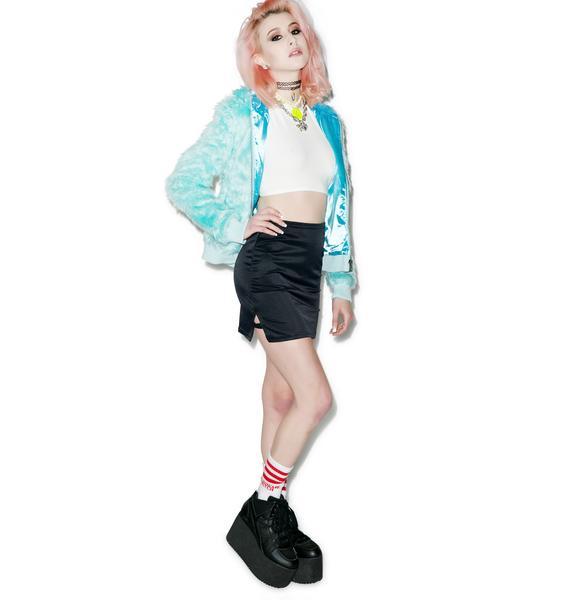 American Deadstock Basic Instinct Skirt