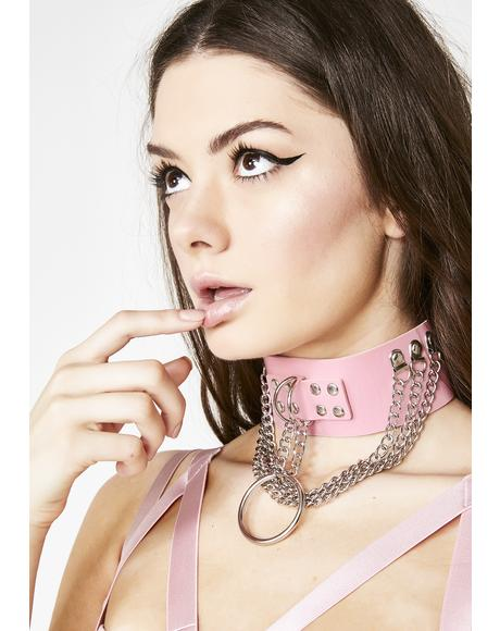 Princess Fatale Chain Choker