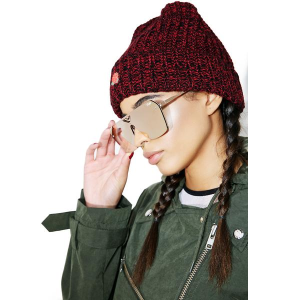 Obey Rose Hill Beanie