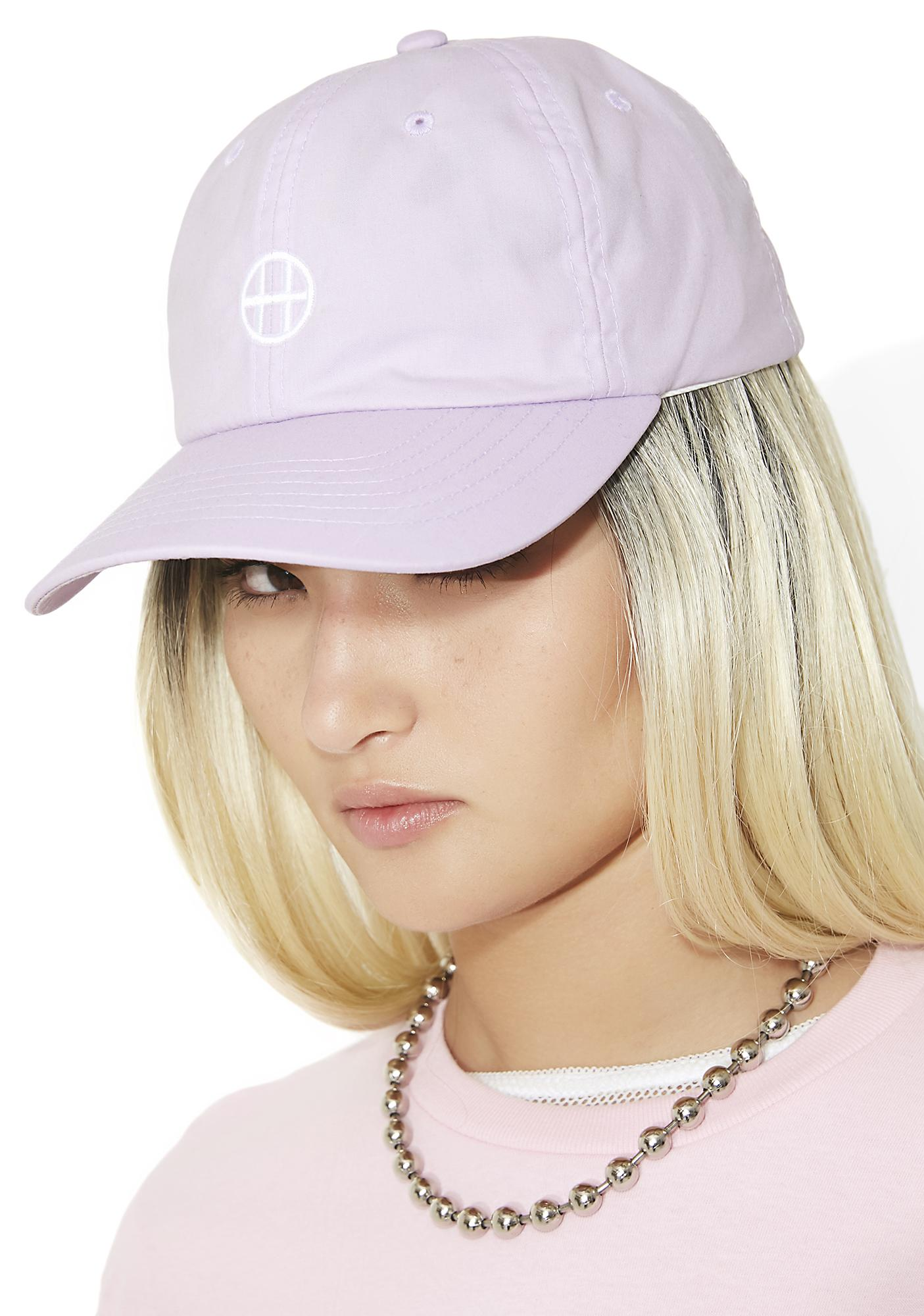 HUF British Millerain 6 Panel Hat
