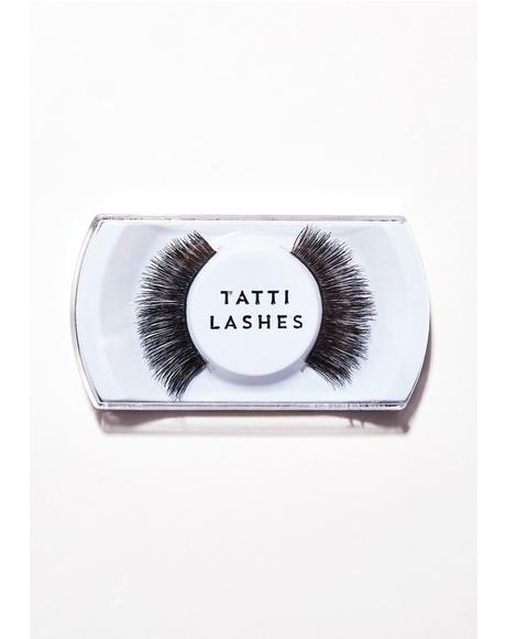 Human Hair Lashes TL28