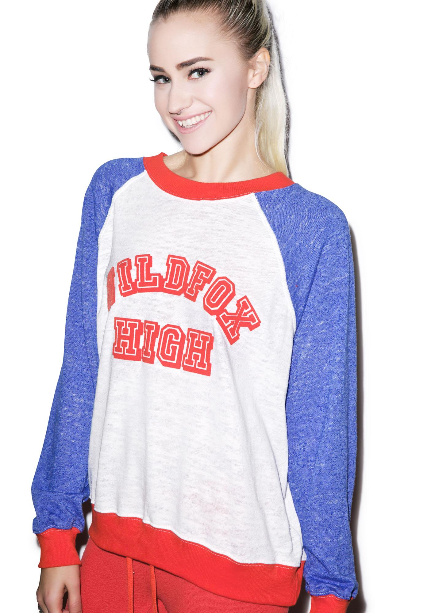 Wildfox Couture Wildfox High Kim's Sweater