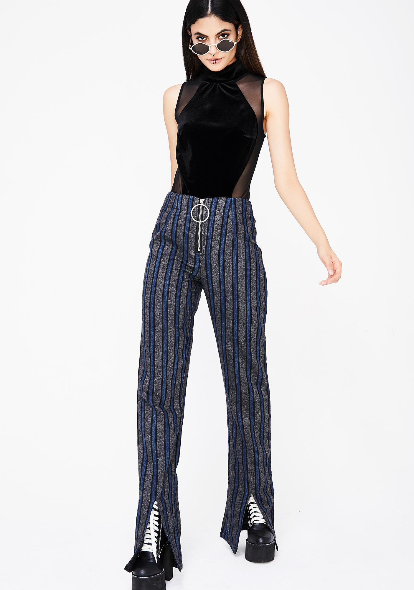 Material Gurl Velvet Bodysuit