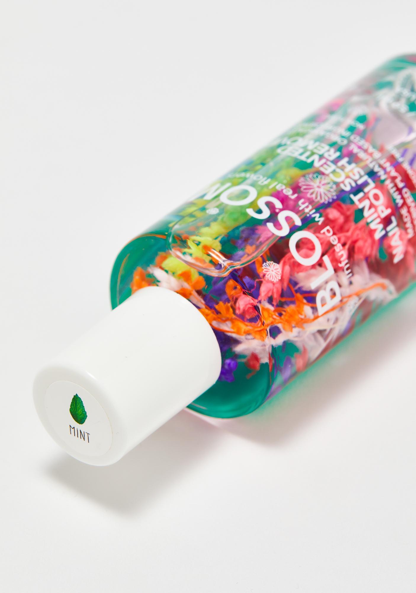Blossom Mint Natural Nail Polish Remover