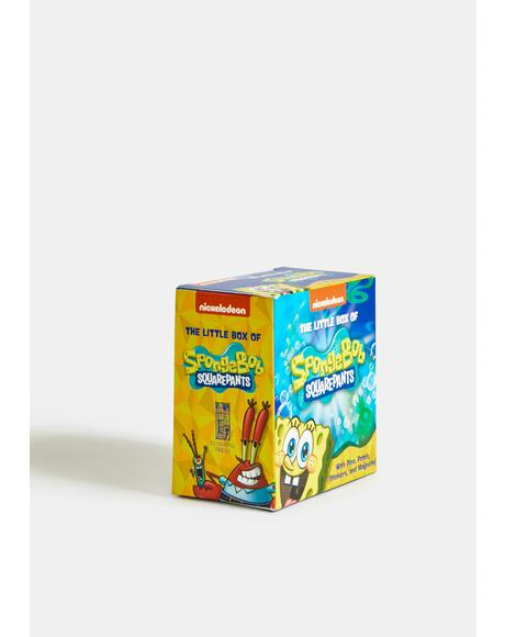 The Little Box Of Spongebob Squarepants