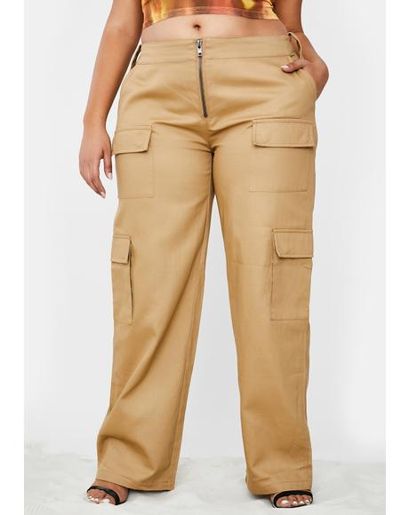 Booked Meetings On Rodeo Cargo Pants